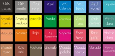 Efectos de los colores en un ambiente de trabajo