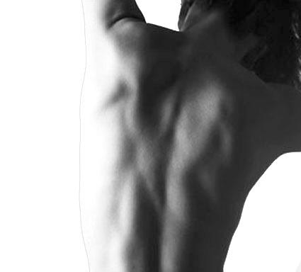 Problemas posturales de la columna vertebral
